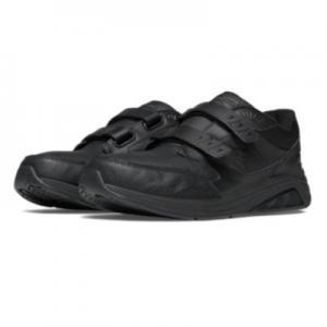 Walking Velcro Shoe - Black